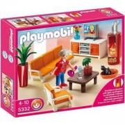 Комплект Плеймобил 5332 - Дневна стая - Playmobil, 290599