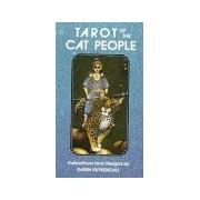Jeu de cartes - Divinatoires - Tarot of the Cat People