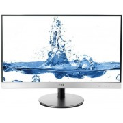 "Monitor LED AOC 23"" i2369Vm, IPS, VGA, 2 x HDMI, Display Port, Full HD + Lantisor placat cu aur cu pandantiv in forma de lup de mare"