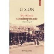 Suvenire Contimpurane - Editie Integrala - G. Sion