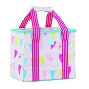 Summerhouse 73266 Summer Fete Family Cool Bag - Pink