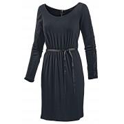 Neighborhood Jerseykleid Damen in schwarz, Größe: 40