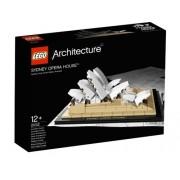 Lego LEGO architecture Sydney Opera House 21012 [parallel import goods] (japan import)