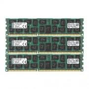Kingston KTH-PL313Q8LVK3_48G Scheda di Memoria, 48 GB, 1333 MHz, ECC, Voltaggio Basso