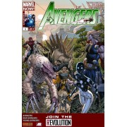 "( The ) Avengers N° 6: "" Évolution "" ( Avengers + New Avengers + Young Avengers )"
