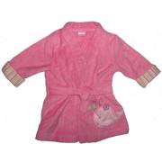 Carter's - Halat de baie roz pentru copii