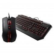 Teclado Gaming Y Mouse Cooler Master Devastator 2 Red