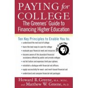 Paying for College by Matthew Greene