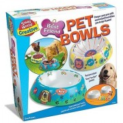 Small World Toys Creative - Best Friend Porcelain Pet Bowls