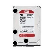 Disco Duro Interno Western Digital WD Red 3.5'', 2TB, SATA III, 6 Gbit/s, 64MB Cache - para NAS de 1 a 8 Bahías