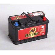 Banner akkumulátor Running Bull 580 01 80Ah/800EN