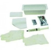 Amsino AS890 AMSure Foley Insertion Tray w/30 cc Pre-filled Syringe, Sterile - Case of 20