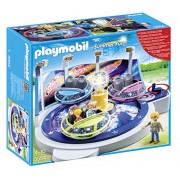 Playmobil - 5554 - Jeu De Construction - Manège Lumineux