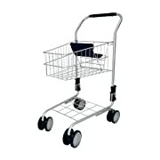 Bayer Design Shopping Cart with 58 cm Handle Height