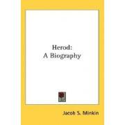 Herod by Jacob S Minkin