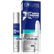 Eveline, Men X-Treme - Antifalten Augen Roll-On mit Kühleffekt, 15 ml