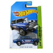 Hot Wheels 2014 Hw Workshop Performance 55 Chevy Bel Air Gasser 241/250
