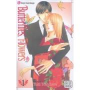Butterflies, Flowers, Volume 1 by Yuki Yoshihara