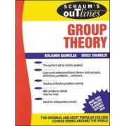 Schaum's Outline of Group Theory by B Baumslag