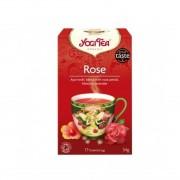 Ceai Bio Trandafir Yogi Tea