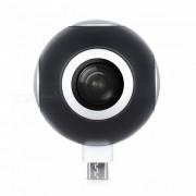 Mini camara panoramica 360 � VR Video Cam HD - Negro