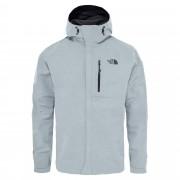 The North Face Dryzzle Jacket Herren Gr. XL - grau / tnf light grey heather - Regenjacken