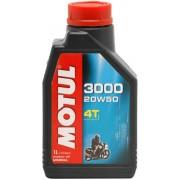 MOTUL 3000 4T 20W50 1 litru