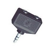 Adapter 3.5mm STm - 2x 3.5mm STf AC16