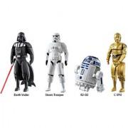 Star Wars EGG Force Super Hero Action Figure Toys For Kids