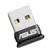 Asus adaptor USB Bluetooth 4.0 USB-BT400 - Interfata USB 2.0 - Frecventa bandă ISM nelicenţiată 2.4~2.4835GHz GHz - Distanta 10 m - Rata de transfer Până la 3Mbps - Dimensiuni 19.47 x 16 x 8.1 mm - Greutate 2.2 g - Culoare Negru