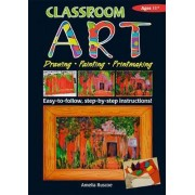 Classroom Art (Upper Primary) by Amelia Ruscoe