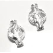 Elemente de legatura 11x3,5mm, Argint 925