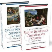 A New Companion to English Renaissance Literature and Culture by Michael Hattaway