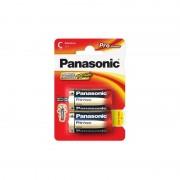 Baterie Panasonic Pro Power Alkaline LR14/C Blister 2 buc