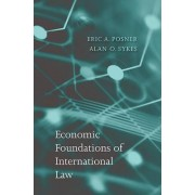 Economic Foundations of International Law by Eric A. Posner