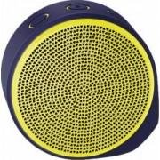 Boxa portabila Bluetooth Logitech X100 Yellow