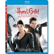 HANSEL AND GRETEL WHITCH HUNTERS BluRay 2013
