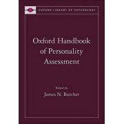 Oxford Handbook of Personality Assessment by James N. Butcher