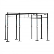 CAPITAL SPORTS Dominate R 407.179 Basis Rack 8 x PU Station 4 x Squat Station