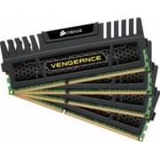 Kit memorie Corsair 4x4GB DDR3 1600MHz Vengeance rev A