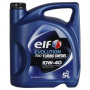 Elf Evolution 700 Turbo Diesel 10W-40 5 Litres Jerrycans