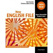 New English File: Upper-intermediate: Student's Book by Clive Oxenden