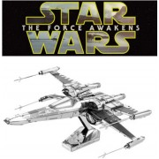 Poe Dameron's X-Wing Fighter - Star Wars 3D puzzel