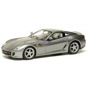 1/43 Ferrari 599 GTB Fiorano titanium silver (EM173E) (japan import)