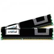 Crucial PC3-12800 16GB Kit 16GB DDR3 1600MHz Data Integrity Check (verifica integrità dati) memoria
