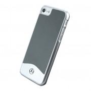 Husa Premium originala Mercedes Benz Wave I Metallic pentru Apple iPhone 7, Grey