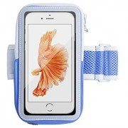 iPhone 6s Armband Splaks Sports Armband for iPhone 6/6s 4.7inch Light-Weight Soft Breathable Fabric Water-Resistant Swea
