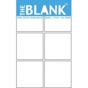 The Blank Comic Book Panelbook - Basic, 7x10, 63 Pages by About Comics