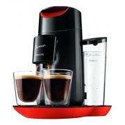 Philips HD7870/31 Machine à dosettes SENSEO Twist Noire et Rouge