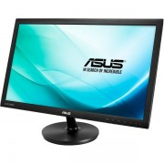 "Monitor LED Asus 24"" VS247HR, Full HD (1920 x 1080), HDMI, DVI, VGA, 2 ms (Negru) + Set curatare Serioux SRXA-CLN150CL, pentru ecrane LCD, 150 ml + Cartela SIM Orange PrePay, 5 euro credit, 8 GB internet 4G"